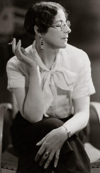 Sylvia smoking